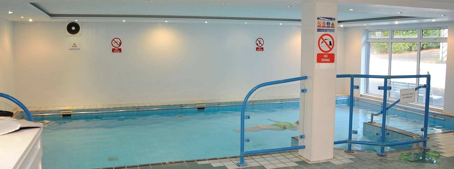 Indoor Pool bushtown Hotel Coleraine Londonderry