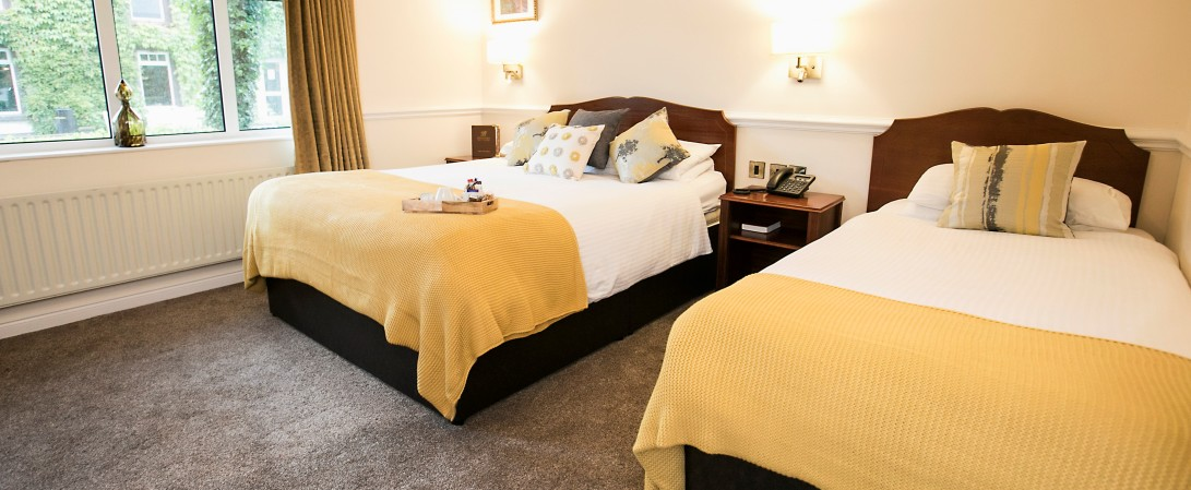 Superior Suite Bushtown Hotel Accommodation Coleraine Room