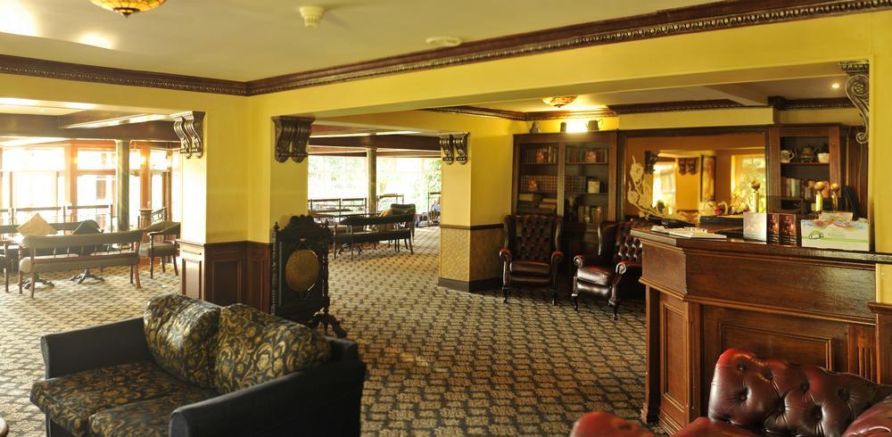 Foyer Bushtown Hotel Coleraine Londonderry