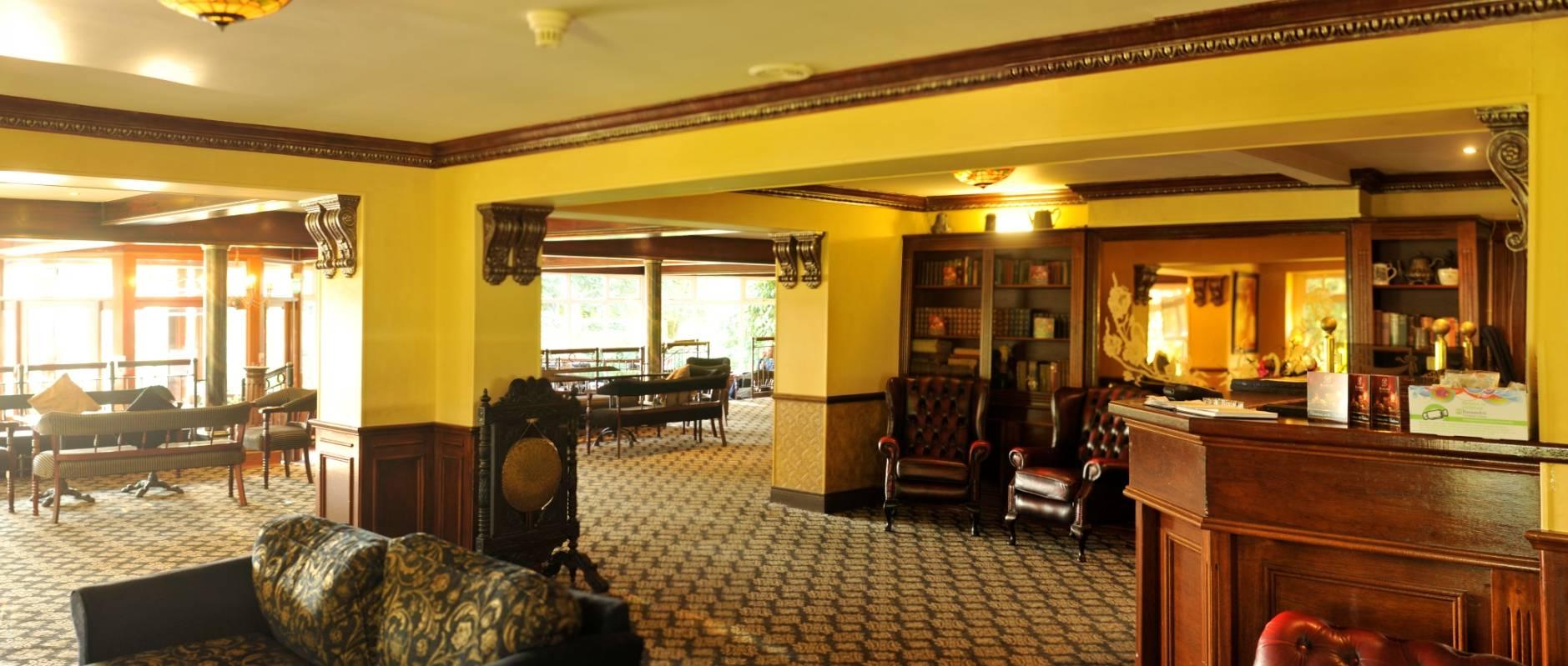 Foyer Bushtown Hotel Coleraine
