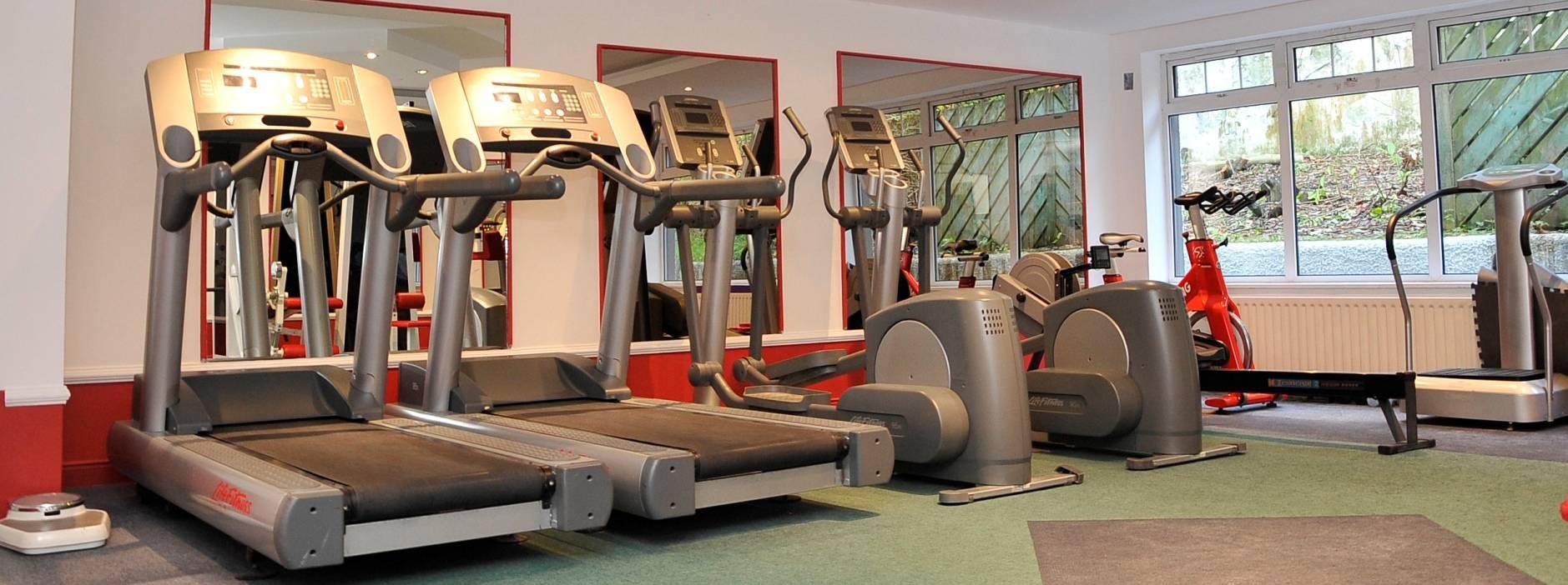 Gym Fitness Bushtown Hotel Coleraine