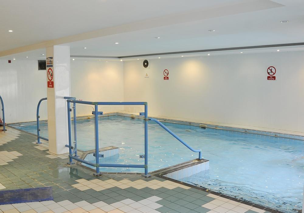 Indoor Pool Bushtown Hotel Coleraine
