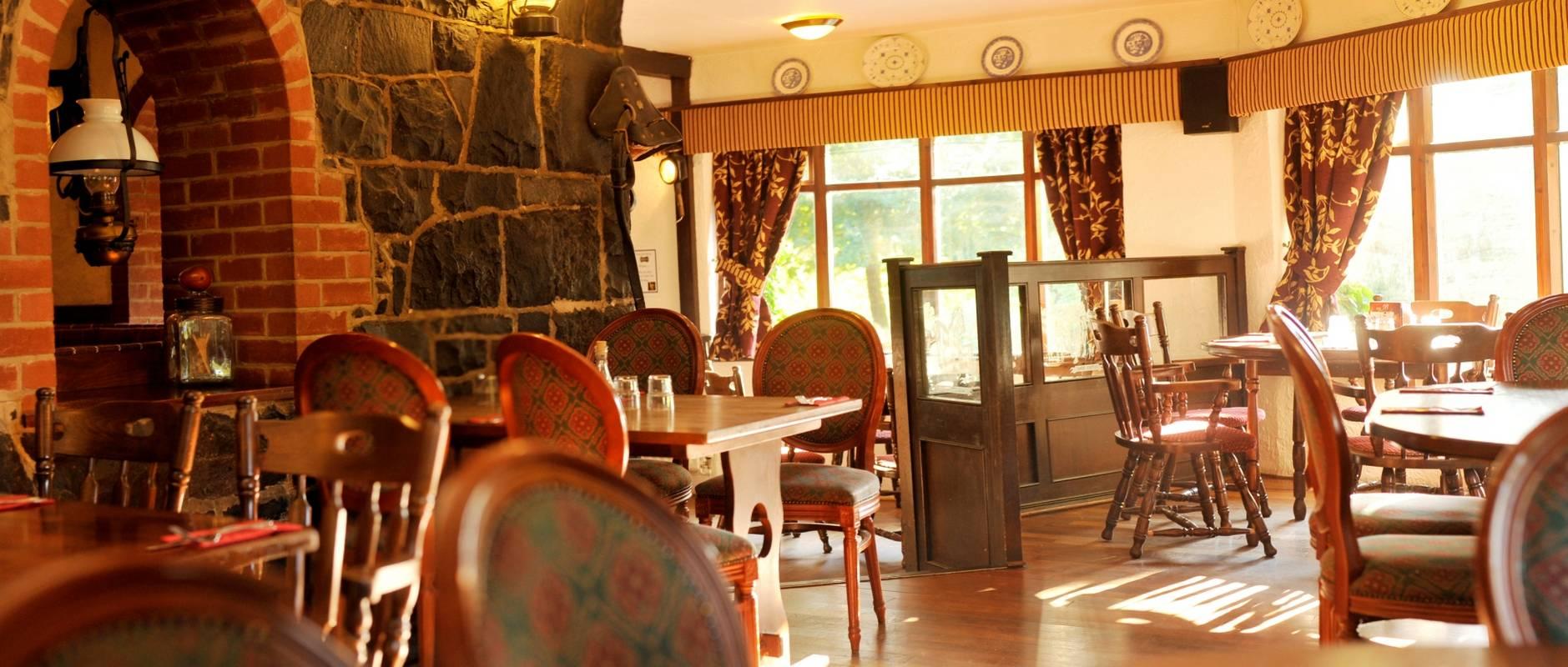 Restaurant venue Bushtown Hotel Coleraine