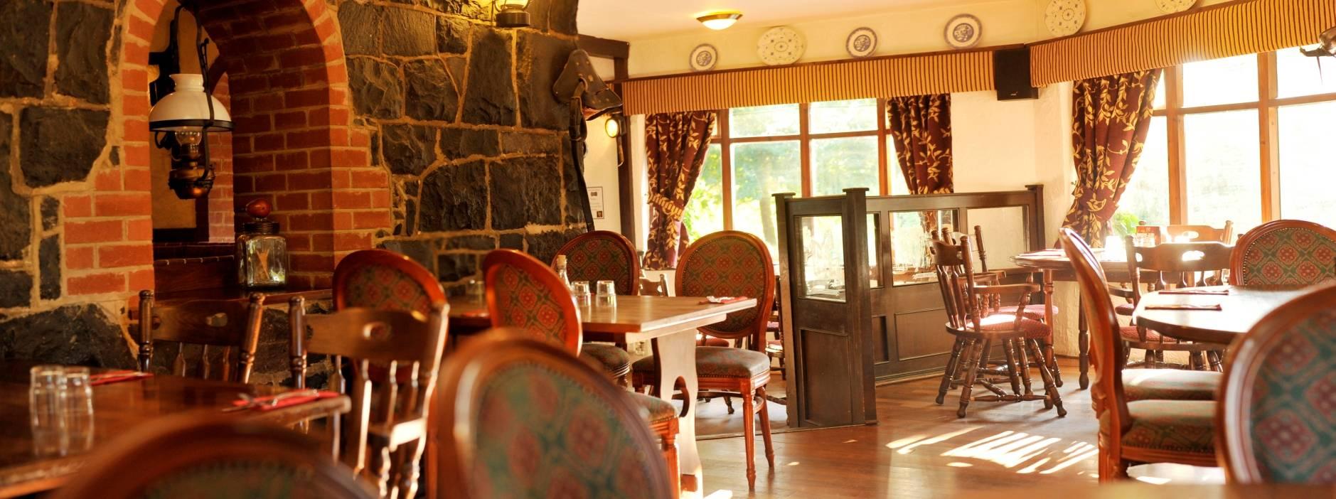 Stable Restaurant Coleraine Bushtown Hotel
