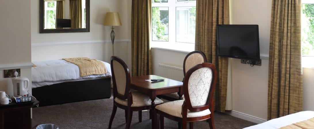Family Room Bushtown Hotel