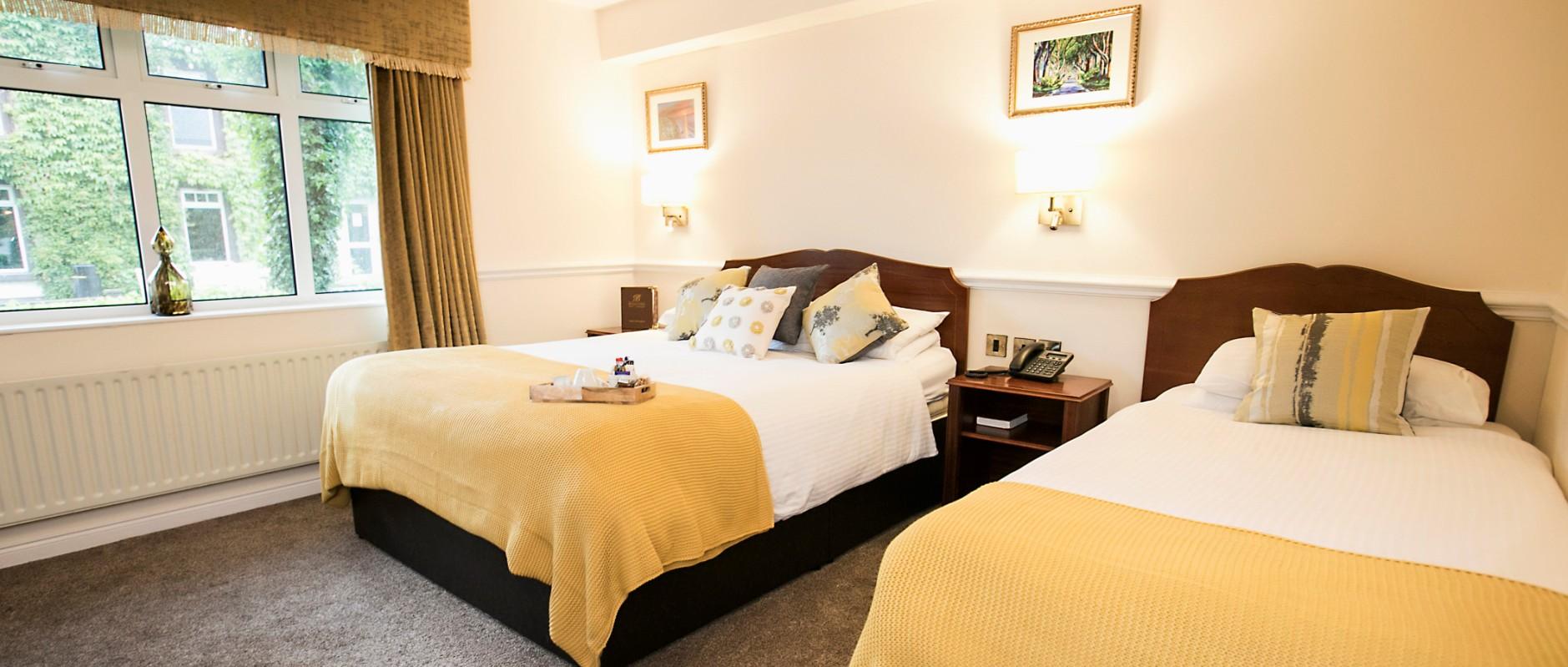 Superior Suite Bushtown Hotel Accommodation Coleraine Room